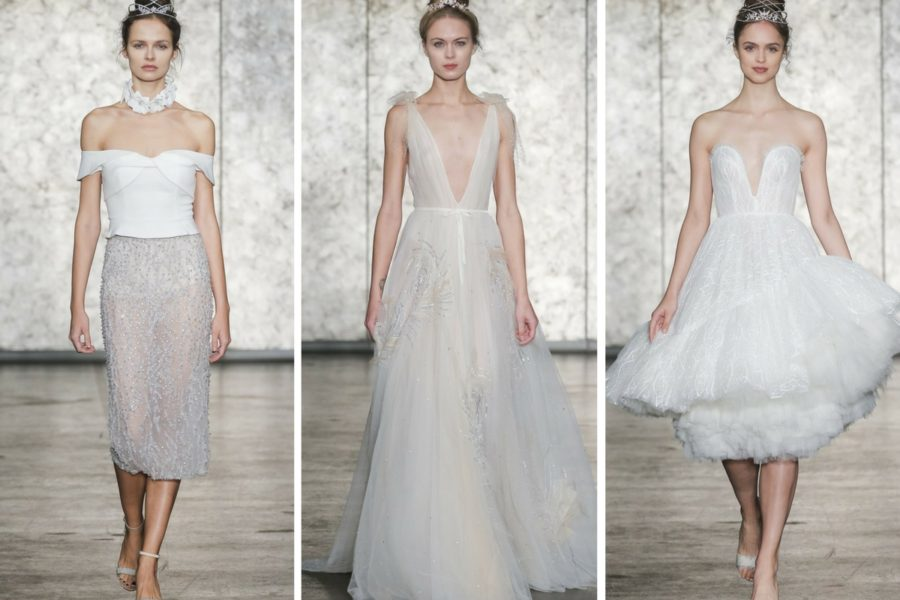 Bridal Fashion Week: 9 трендов 2018