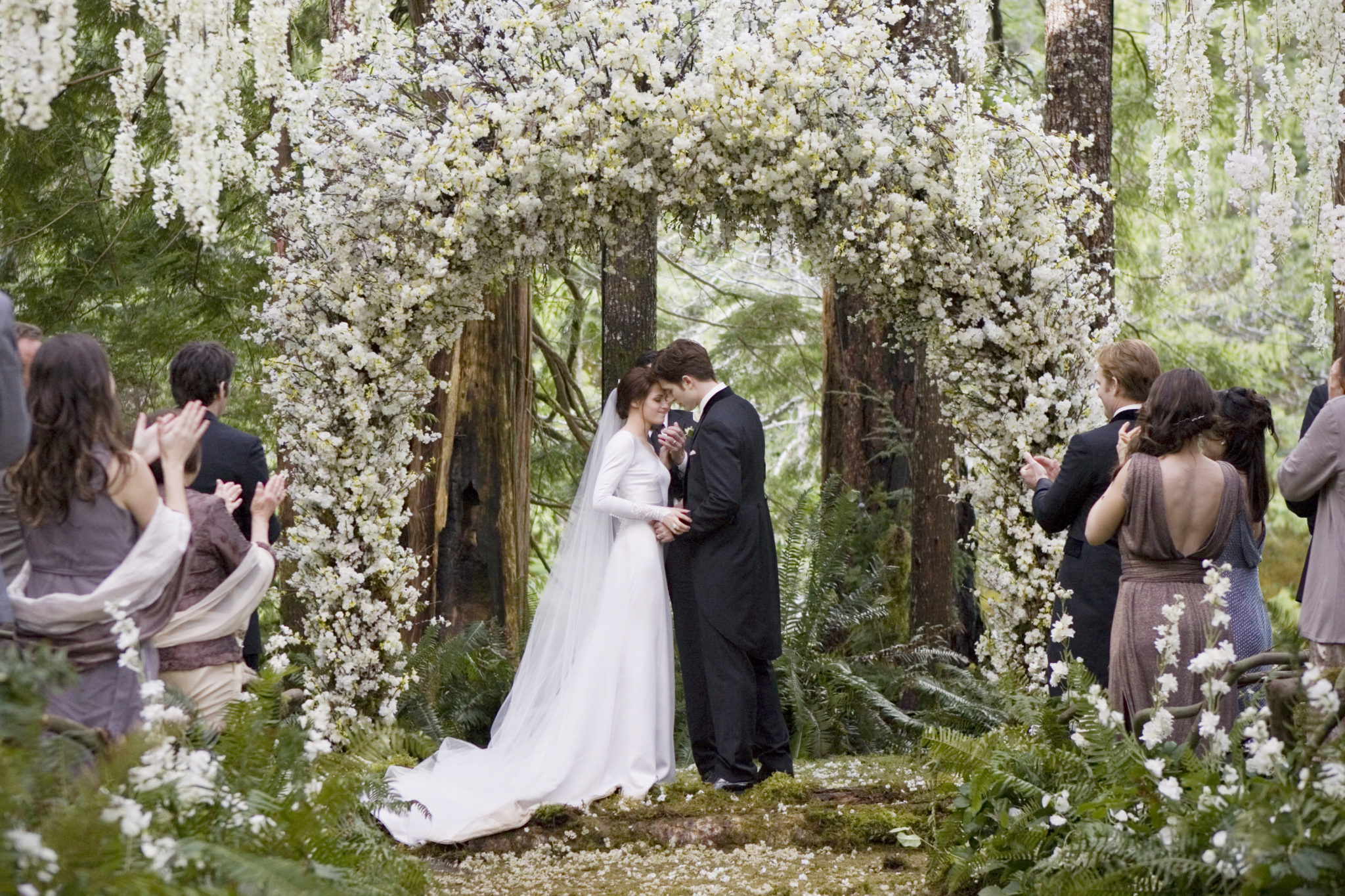 Ð?аÑ?Ñ?инки по запÑ?оÑ?Ñ? THE TWILIGHT SAGA: BREAKING DAWN wedding dress